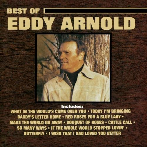 Eddy Arnold Best Of Eddy Arnold CD R