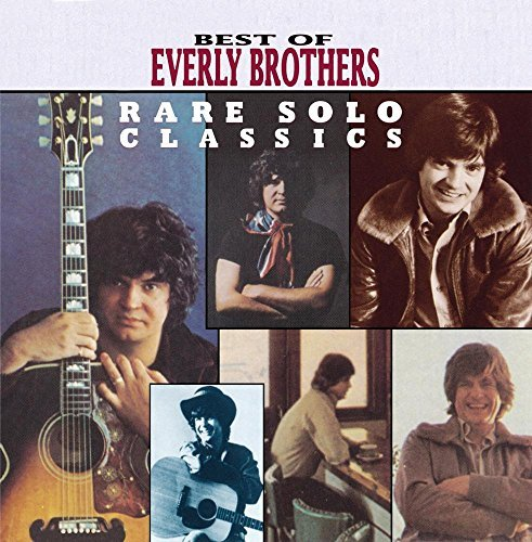 Everly Brothers Best Of Rare Solo Classics