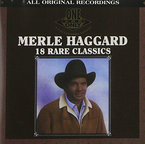 Merle Haggard/18 Rare Classics@Cd-R