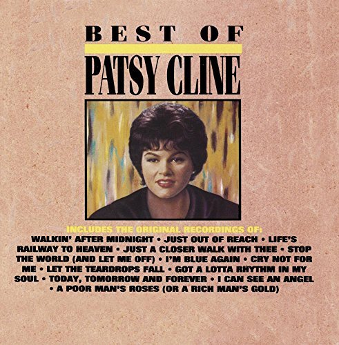 Patsy Cline Best Of Patsy Cline