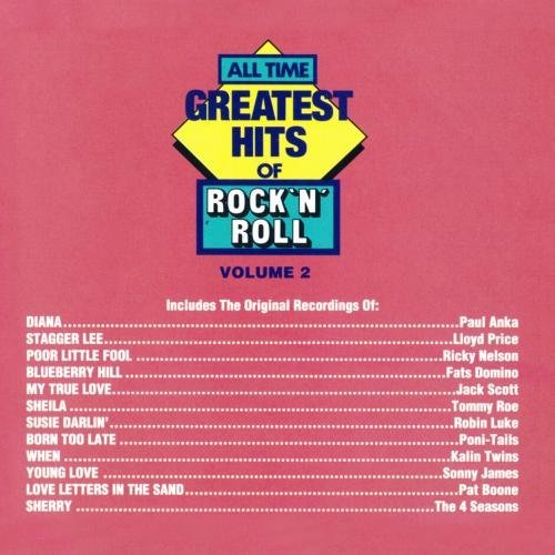 All-Time Greatest Hits Of R/Vol. 2-All-Time Greatest Hits@Cd-R@All-Time Greatest Hits Of Rock