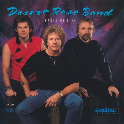 Desert Rose Band Pages Of Life CD R