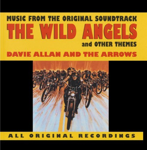 Davie & Arrows Allan Wild Angels & Other Themes CD R