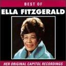 Ella Fitzgerald/Best Of Ella Fitzgerald@Cd-R