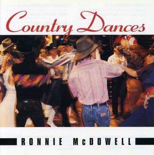 Ronnie Mcdowell Country Dances CD R