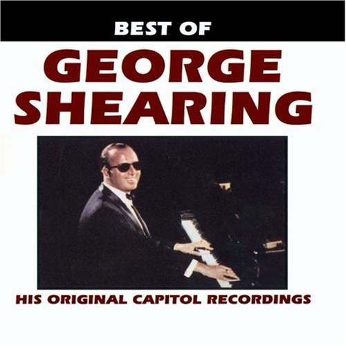 George Shearing Best Of George Shearing CD R