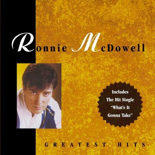 Ronnie Mcdowell Greatest Hits CD R