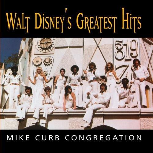 Mike Congregation Curb/Walt Disney's Greatest Hits@Cd-R