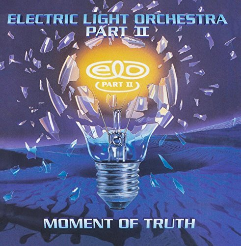 Electric Light Orchestra Pt. 2 Moment Of Truth CD R