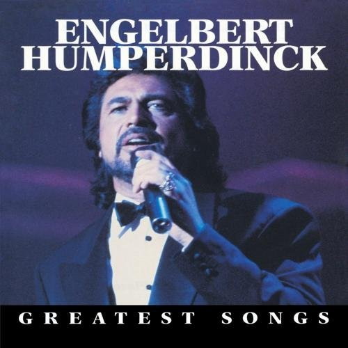 Engelbert Humperdinck Greatest Songs CD R
