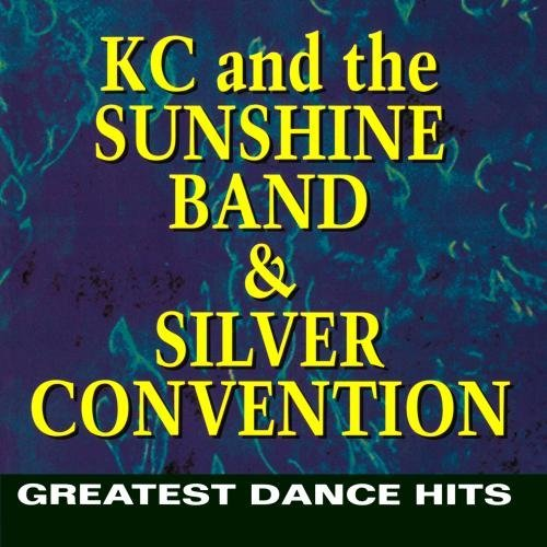 K.C. & The Sunshine Band Silve Greatest Dance Hits CD R