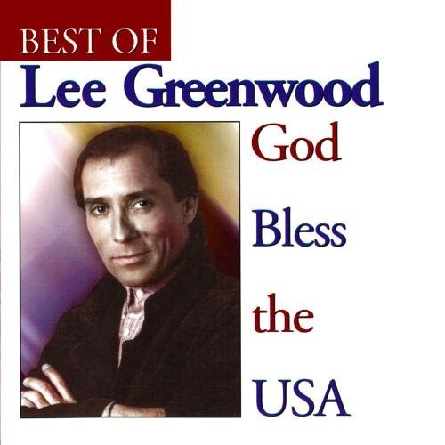 Lee Greenwood God Bless The U.S.A. CD R