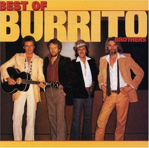 Burrito Brothers Best Of Burrito Brothers CD R