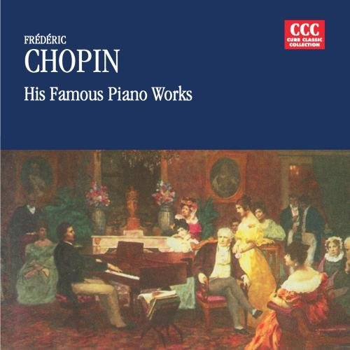 Frédéric Chopin/Famous Piano Works@Cd-R