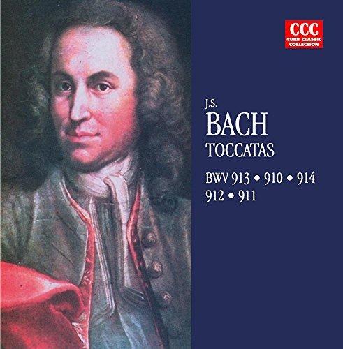 Johann Sebastian Bach/Toccatas@Cd-R