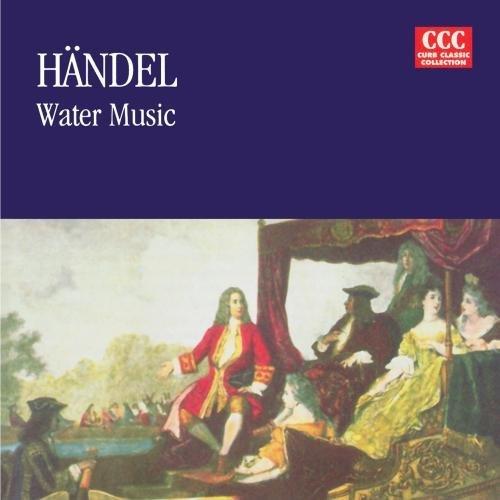 George Frideric Handel/Water Music@Cd-R