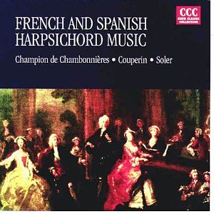 Couperin Soler French & Spanish Harpsichord M CD R