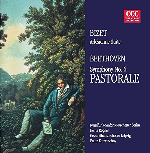 Bizet/Beethoven/Konwitschny/Ro/L'Arlesienne Suite@Cd-R