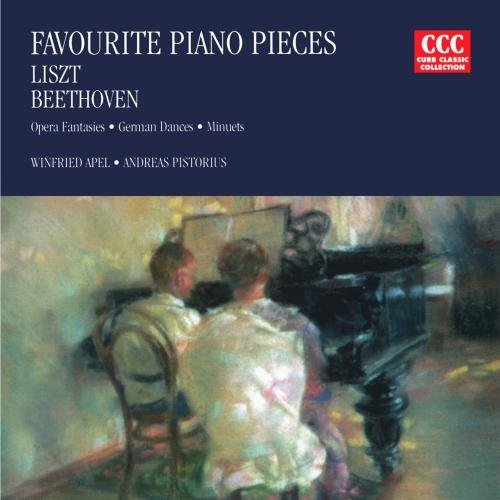 Beethoven/Liszt/Piano Works@Cd-R