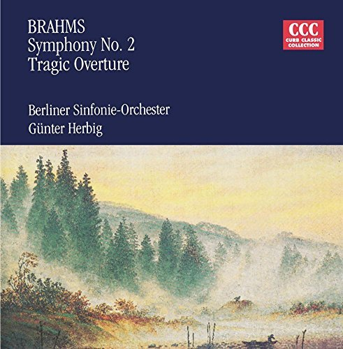 J. Brahms Sym 2 Tragic CD R