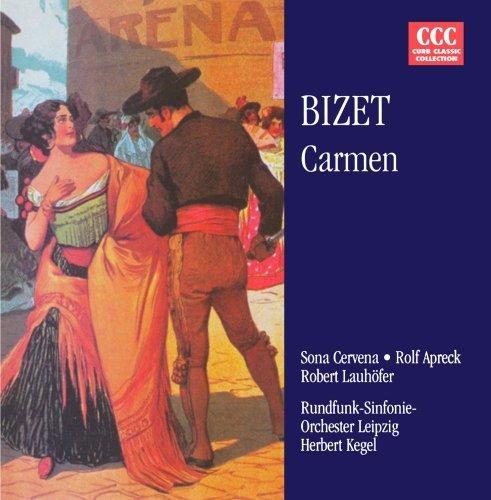Bizet/Carmen Selections@Cd-R