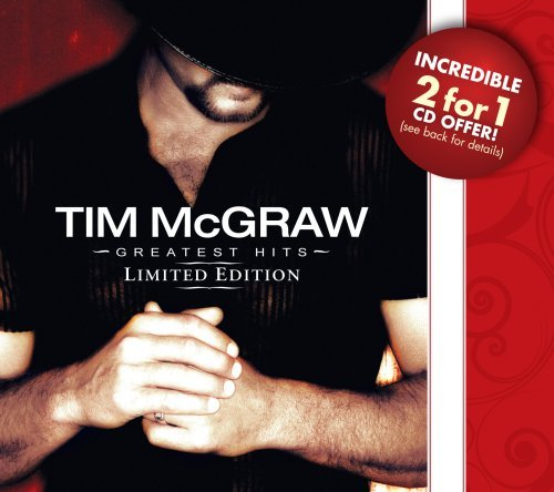 Tim Mcgraw Greatest Hits 1&2 Lmtd Ed. 2 CD Set