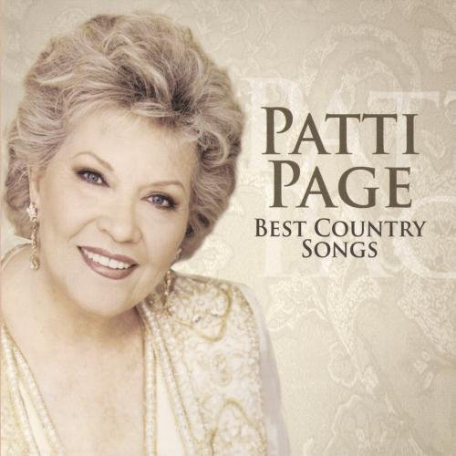 Patti Page Best Country Songs CD R