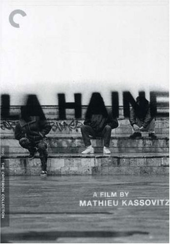 La Haine Cassel Vincent Bw Ws Fra Lng Eng Sub Nr Criterion Collection