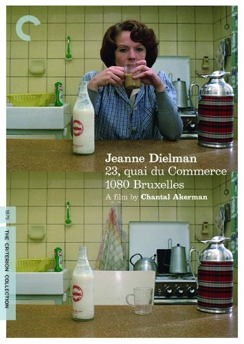 Jeanne Dielman 23 Quai Du Comm Seyrig Decorte Ws Fra Lng Eng Sub Nr 2 DVD Criterion Collection