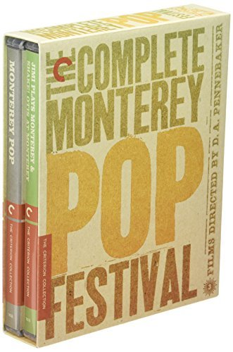 Monterey Pop Festival Complete Monterey Pop Festival Blu Ray Criterion Collection