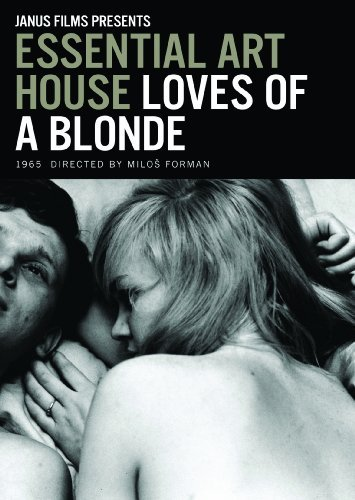 Loves Of A Blonde (essential A Brejchova Kheil Hruby Bw Cze Lng Eng Sub Nr Criterion Collection