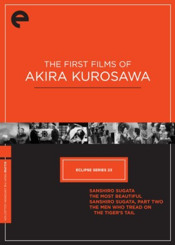 first-films-of-akira-kurosawa-sanshiro-sugata-most-beautiful-two-men-who-tread-bw-jpn-lng-nr-4-dvd-criterion-collection