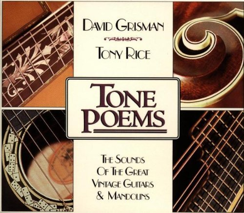 Grisman Rice Tone Poems Incl. 40 Pg. Booklet