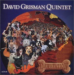 David Quintet Grisman Dawgnation