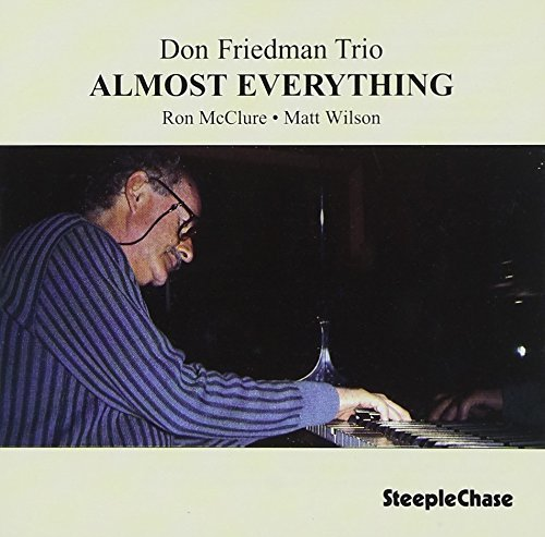 Don Friedman Almost Everything