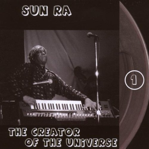 Sun Ra & His Arkestra Creator Of The Universe 2 CD Set