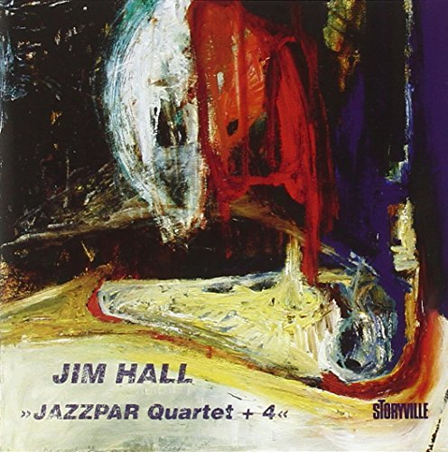Jim Hall Jazzpar Quartet Plus 4 Import Dnk