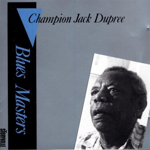 Champion Jack Dupree Vol. 6 Blues Masters
