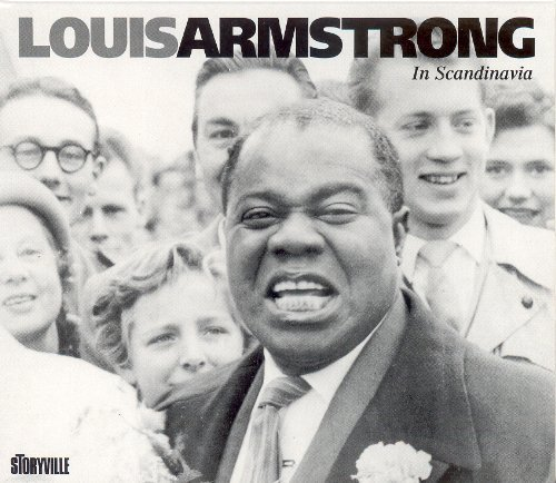 Louis Armstrong In Scandinavia 4 CD