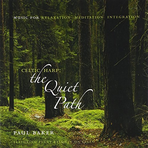 Paul Baker Celtic Harp The Quiet Path