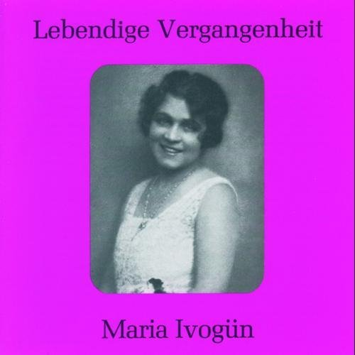 Maria Ivogun/Arias By Mozart Rossini Donize