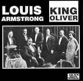 Armstrong Louis And King Oliver Jazz Heritage
