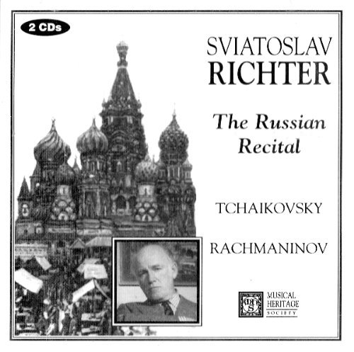 Sviatoslav Richter The Russian Recital