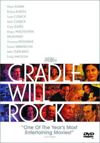 Cradle Will Rock Sarandon Cusack Murray Azaria Clr R