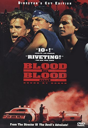Blood In Blood Out Bratt Borrego DVD R