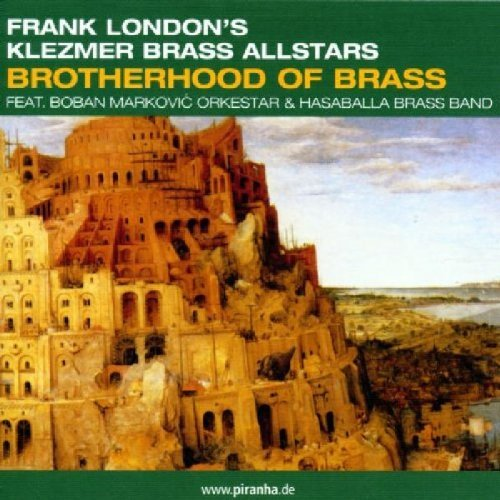 Frank Klezmer Brass All London Brotherhood Of Brass
