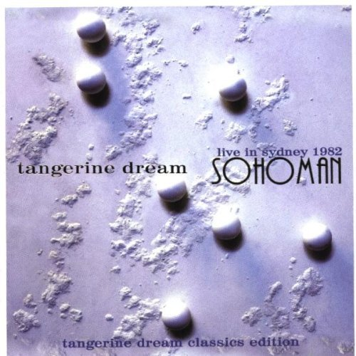 Tangerine Dream Sohoman Import Deu