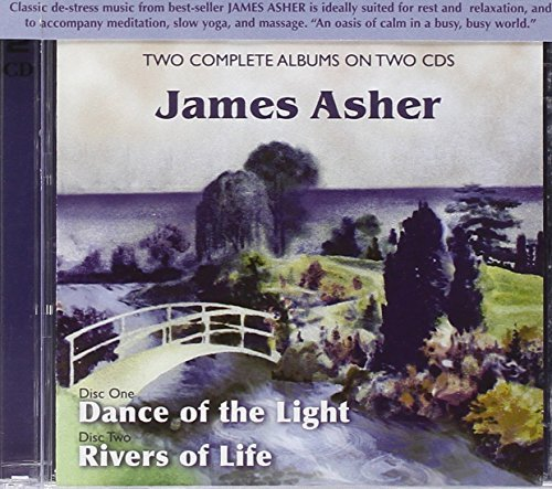 Asher James Dance Of The Light Rivers Of L 2 CD