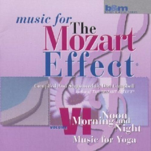 Don Campbell Vol. 6 Music For Mozart Effect