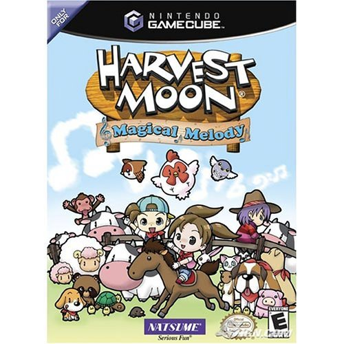 Cube Harvest Moon Magical Melodies